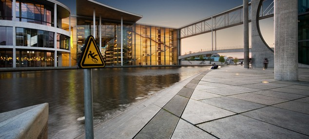 Slippery by Andreas Levers
